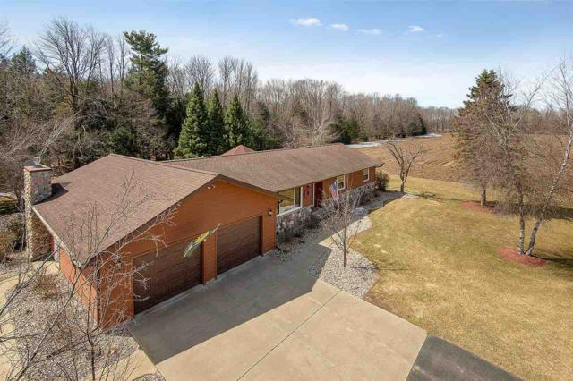 N11069 Yaeger Road, Clintonville, WI 54929 (#50201256) :: Dallaire Realty