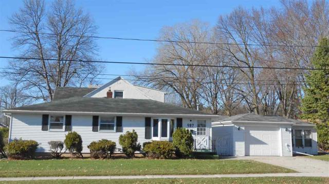 987 Biemeret Street, Green Bay, WI 54304 (#50201258) :: Dallaire Realty