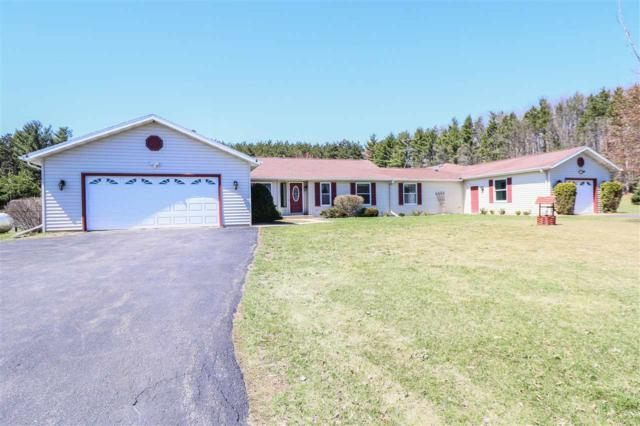 N1303 Hwy K, Waupaca, WI 54981 (#50201264) :: Todd Wiese Homeselling System, Inc.