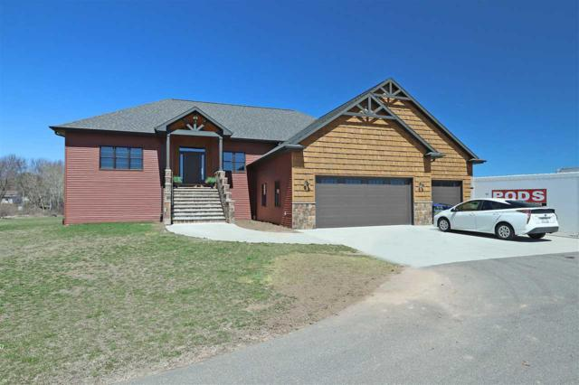 N1336 Greendale Road, Hortonville, WI 54944 (#50201355) :: Dallaire Realty