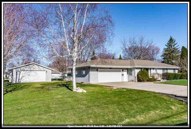 1501 N Lynndale Drive, Appleton, WI 54914 (#50201459) :: Dallaire Realty