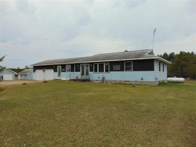 W8821 Townline Road, Crivitz, WI 54114 (#50201607) :: Dallaire Realty