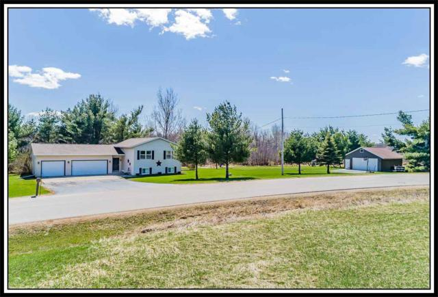 E8499 Dey Road, New London, WI 54961 (#50201644) :: Todd Wiese Homeselling System, Inc.
