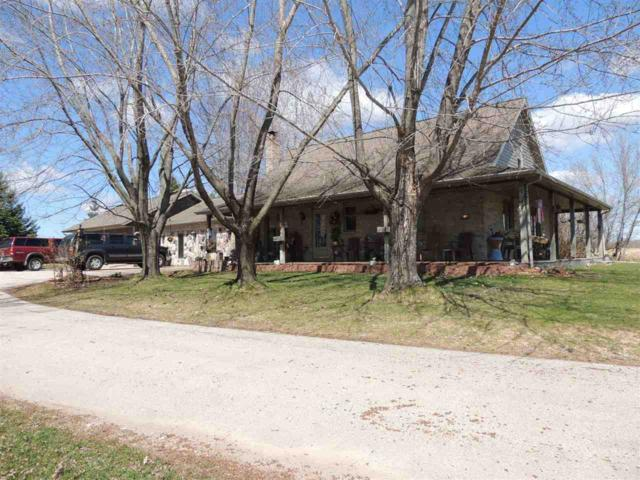 6662 Hwy 22, Oconto Falls, WI 54154 (#50201667) :: Todd Wiese Homeselling System, Inc.