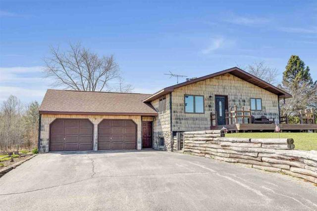 N3069 N 9TH Road, Coleman, WI 54112 (#50201882) :: Todd Wiese Homeselling System, Inc.