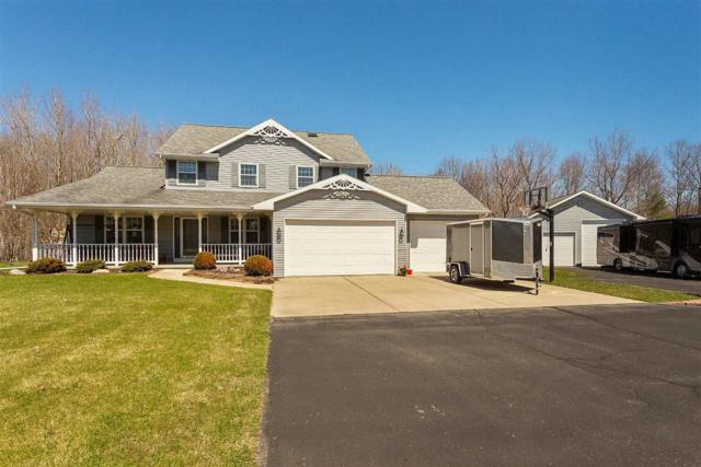 488 Crest Haven Court, Little Suamico, WI 54141 (#50201884) :: Dallaire Realty
