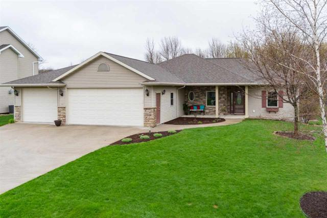 825 Sundial Lane, Neenah, WI 54956 (#50201936) :: Dallaire Realty