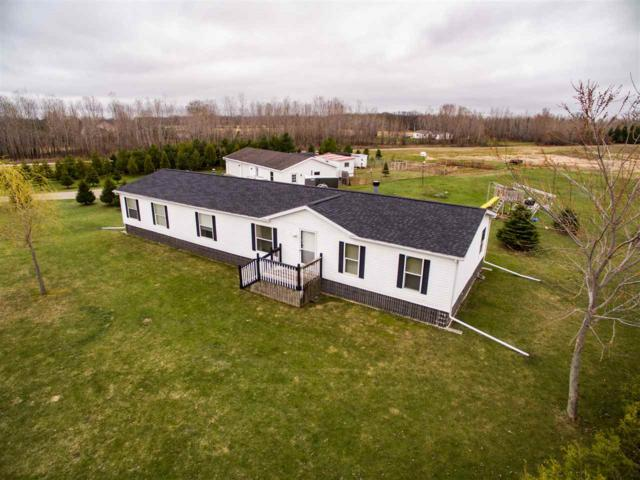8985 S Chase Road, Pulaski, WI 54162 (#50202009) :: Todd Wiese Homeselling System, Inc.