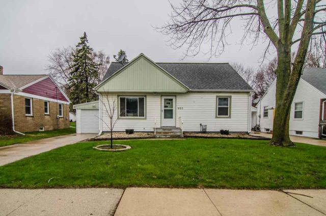 903 Marshall Avenue, Green Bay, WI 54303 (#50202024) :: Dallaire Realty