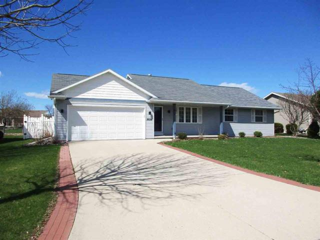 3039 Windland Drive, Green Bay, WI 54311 (#50202121) :: Dallaire Realty