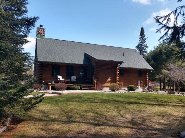 N3604 24TH Road, Wild Rose, WI 54984 (#50202143) :: Dallaire Realty