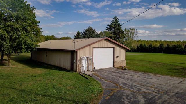 N3622 Hwy A, Black Creek, WI 54106 (#50202211) :: Todd Wiese Homeselling System, Inc.