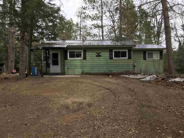 W13136 Parkway Road, Athelstane, WI 54104 (#50202309) :: Dallaire Realty