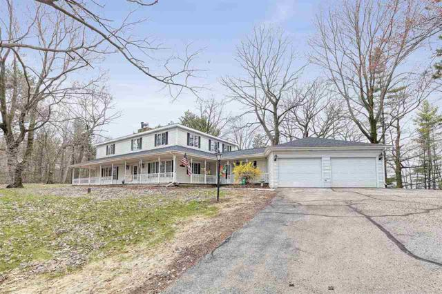 331 Beaumier Lane, Sobieski, WI 54171 (#50202381) :: Symes Realty, LLC