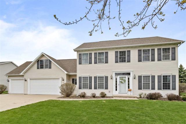 228 E Timberline Drive, Appleton, WI 54913 (#50202387) :: Symes Realty, LLC