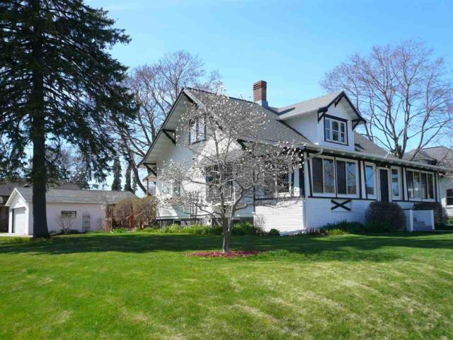 719 1ST Street, Kewaunee, WI 54216 (#50202427) :: Dallaire Realty