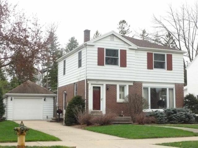 435 E Grant Street, Appleton, WI 54911 (#50202460) :: Dallaire Realty