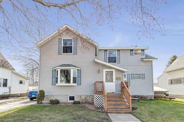 1339 Oakes Street, Marinette, WI 54143 (#50202475) :: Dallaire Realty