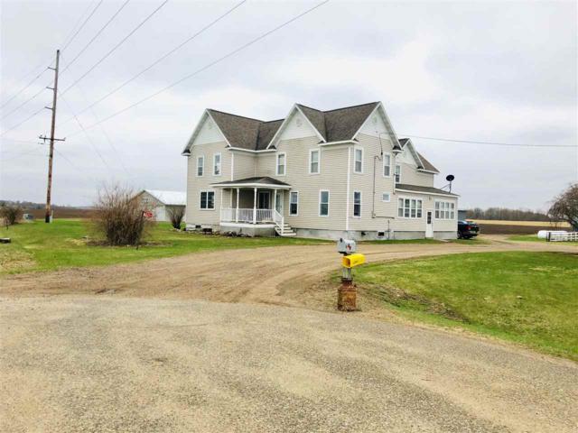 W15257 Church Lane, Tigerton, WI 54486 (#50202587) :: Todd Wiese Homeselling System, Inc.