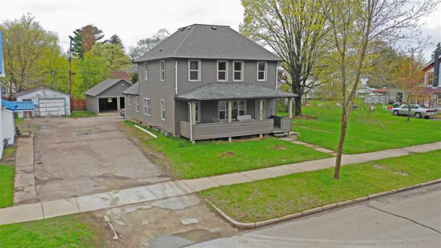 510 S Division Street, Waupaca, WI 54981 (#50202613) :: Dallaire Realty