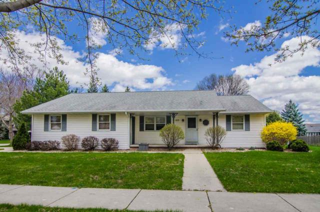 123 Libal Street, De Pere, WI 54115 (#50202683) :: Dallaire Realty