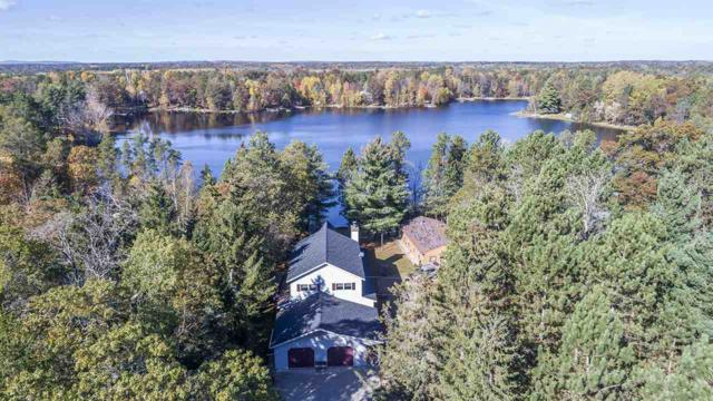N11609 S Lost Lake Trail, Athelstane, WI 54104 (#50202689) :: Dallaire Realty