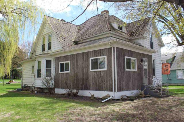 602 Depot Street, Manawa, WI 54949 (#50202708) :: Dallaire Realty