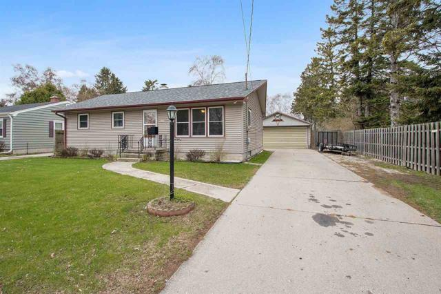 2440 S 18TH Street, Manitowoc, WI 54220 (#50202727) :: Todd Wiese Homeselling System, Inc.