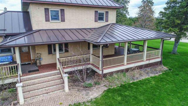 N9739 Hwy J, Iola, WI 54945 (#50202736) :: Dallaire Realty