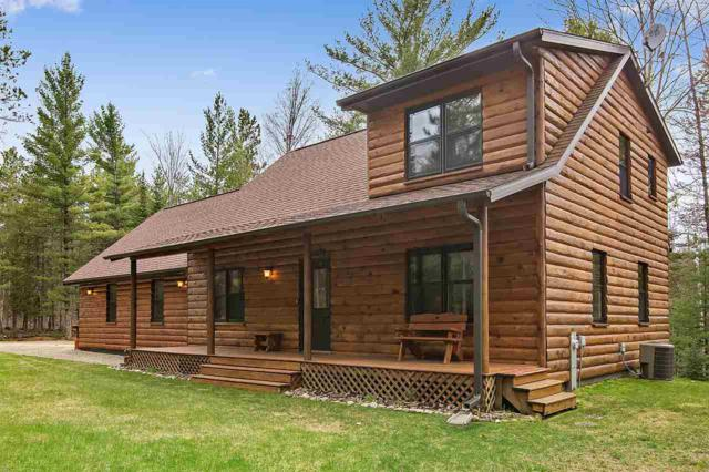 N11812 Menominee Woods Drive, Wausaukee, WI 54177 (#50202738) :: Dallaire Realty