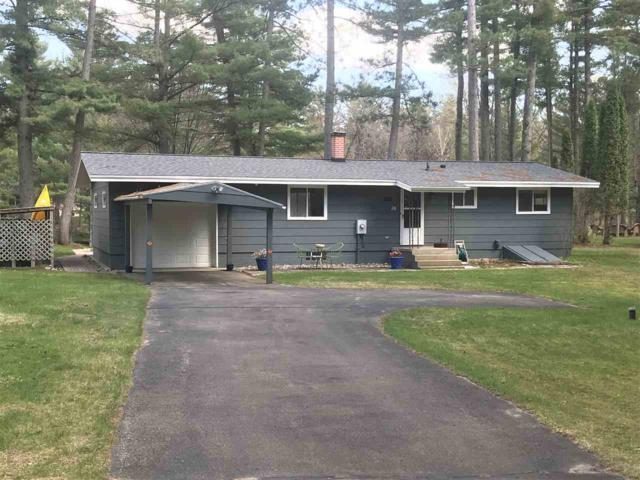 W2335 Timber Trail, Keshena, WI 54135 (#50202793) :: Dallaire Realty