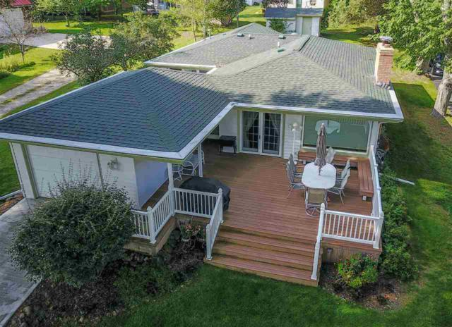 N4273 S Lakeshore Drive, Markesan, WI 53946 (#50202892) :: Dallaire Realty