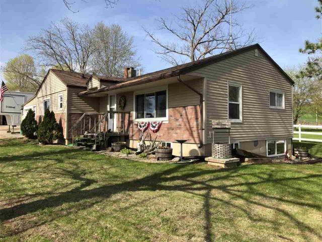 N3658 Hwy 47, Bonduel, WI 54107 (#50202948) :: Dallaire Realty