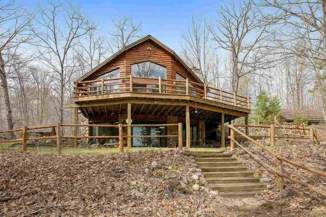W8960 Perch Lake Road, Wausaukee, WI 54177 (#50202986) :: Dallaire Realty