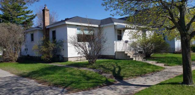 1318 Shore Drive, Marinette, WI 54143 (#50202990) :: Dallaire Realty