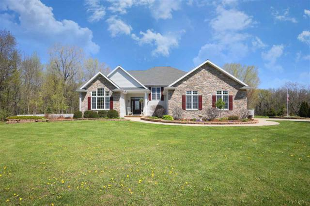 W1088 Old Seymour Road, Oneida, WI 54155 (#50203049) :: Dallaire Realty