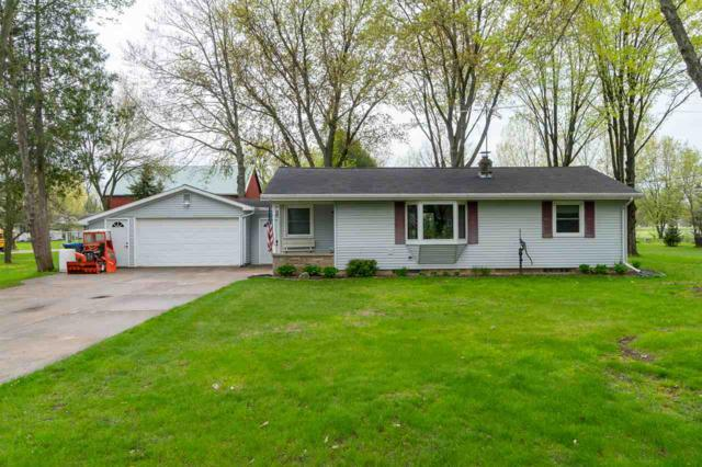 N841 Depot Road, Dale, WI 54940 (#50203056) :: Dallaire Realty