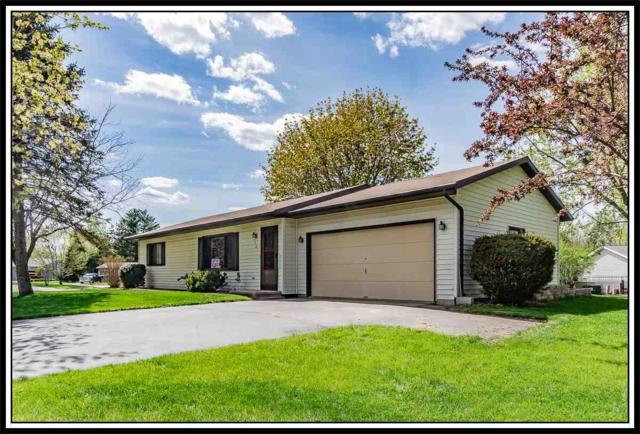 1701 Orchard Court, New London, WI 54961 (#50203123) :: Todd Wiese Homeselling System, Inc.