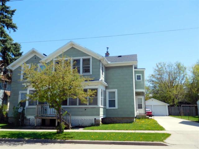 734 Franklin Street, Oshkosh, WI 54901 (#50203126) :: Dallaire Realty