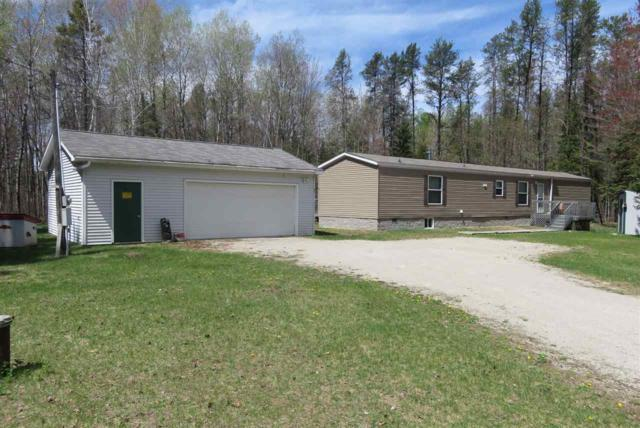 13157 N Tower Road, Athelstane, WI 54104 (#50203133) :: Dallaire Realty