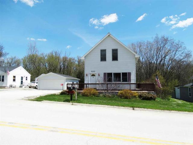 N0152 Hwy B, Kewaunee, WI 54216 (#50203160) :: Dallaire Realty