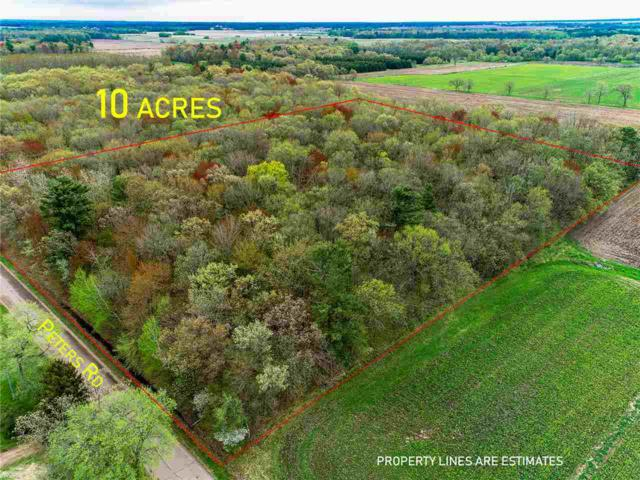 Peters Road, Fremont, WI 54940 (#50203167) :: Dallaire Realty