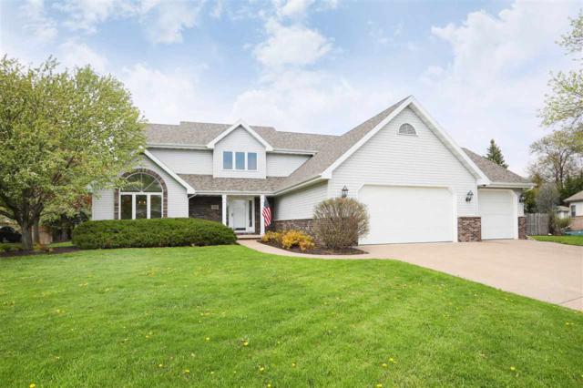 482 Hawthorne Street, Neenah, WI 54956 (#50203184) :: Dallaire Realty