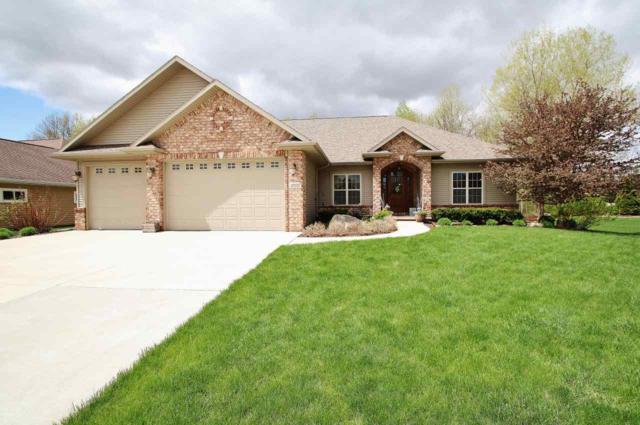 1205 Folkestone Drive, Green Bay, WI 54313 (#50203338) :: Symes Realty, LLC