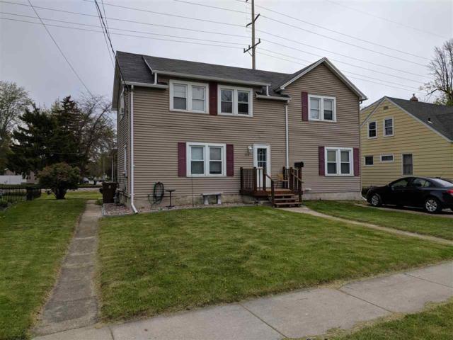 816 Milwaukee Street, Menasha, WI 54952 (#50203350) :: Dallaire Realty