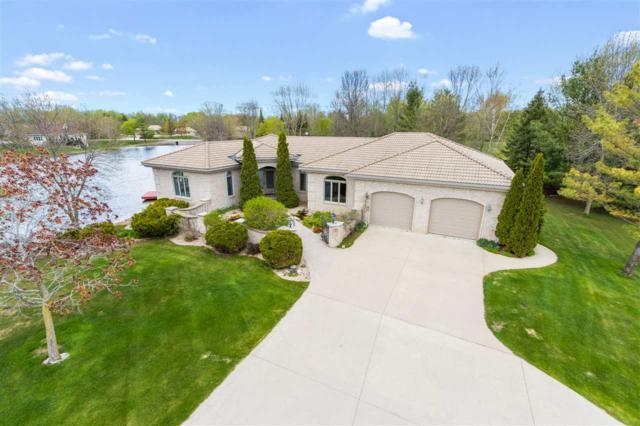 W198 Lake Sandia Drive, Krakow, WI 54317 (#50203356) :: Todd Wiese Homeselling System, Inc.