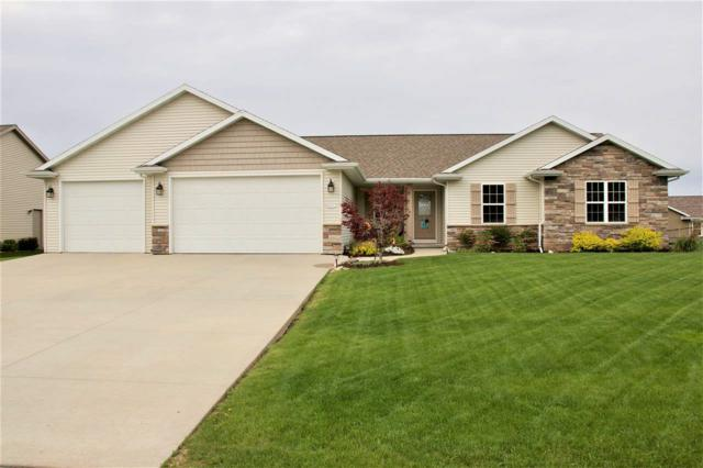 W6310 Rocky Mountain Drive, Greenville, WI 54942 (#50203364) :: Dallaire Realty