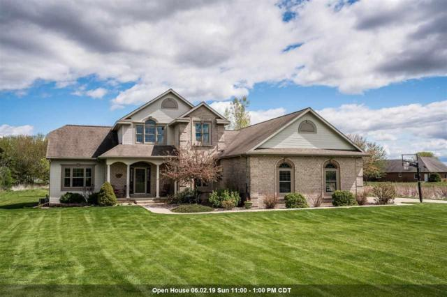 2881 Oak Stream Drive, De Pere, WI 54115 (#50203381) :: Todd Wiese Homeselling System, Inc.
