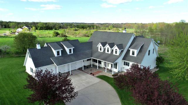 W7190 Westhaven Drive, Greenville, WI 54942 (#50203391) :: Todd Wiese Homeselling System, Inc.
