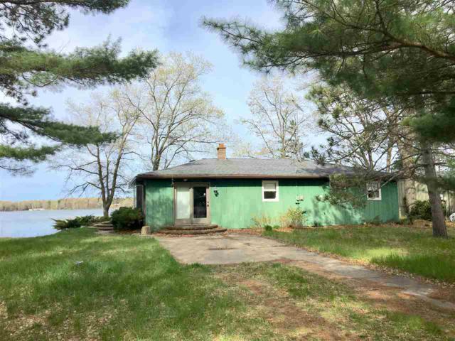 W108 SE Bass Lake Road, Keshena, WI 54135 (#50203399) :: Symes Realty, LLC